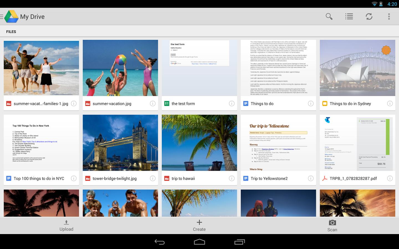 Google Диск  облачное хранение и резервное копирование файлов